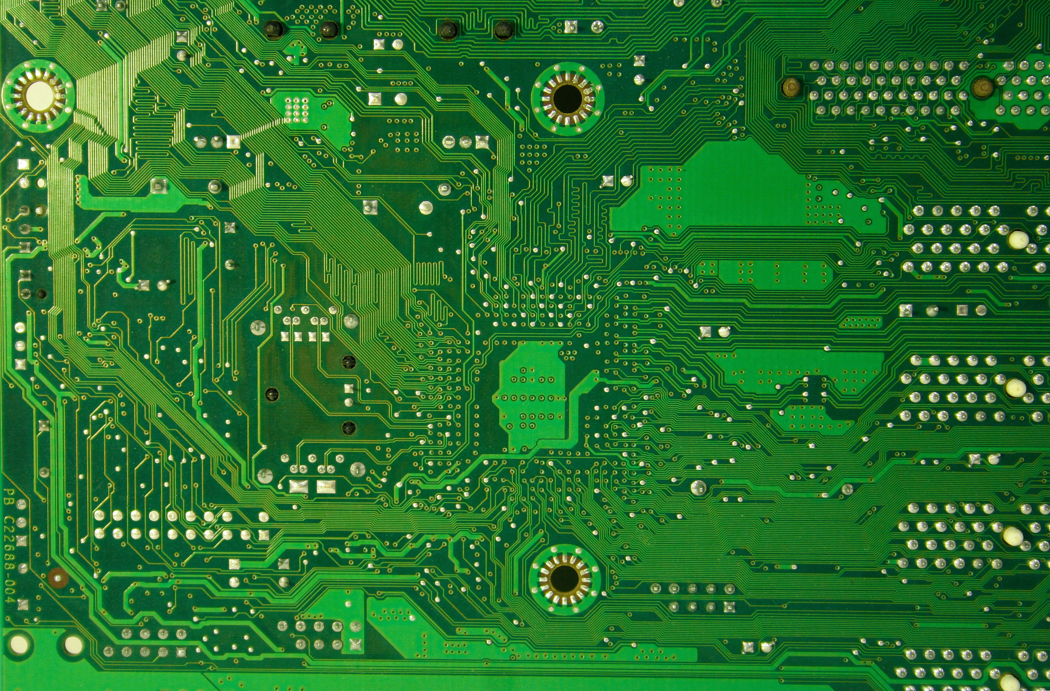 Free Computer Texture Motherboard Stock Photo Circuit