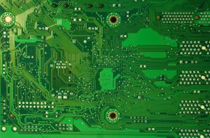 Free computer texture motherboard stock photo circuit green copper