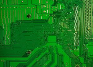Motherboard computer texture free tech stock image green