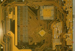Tech texture motherboard stock free yellow computer