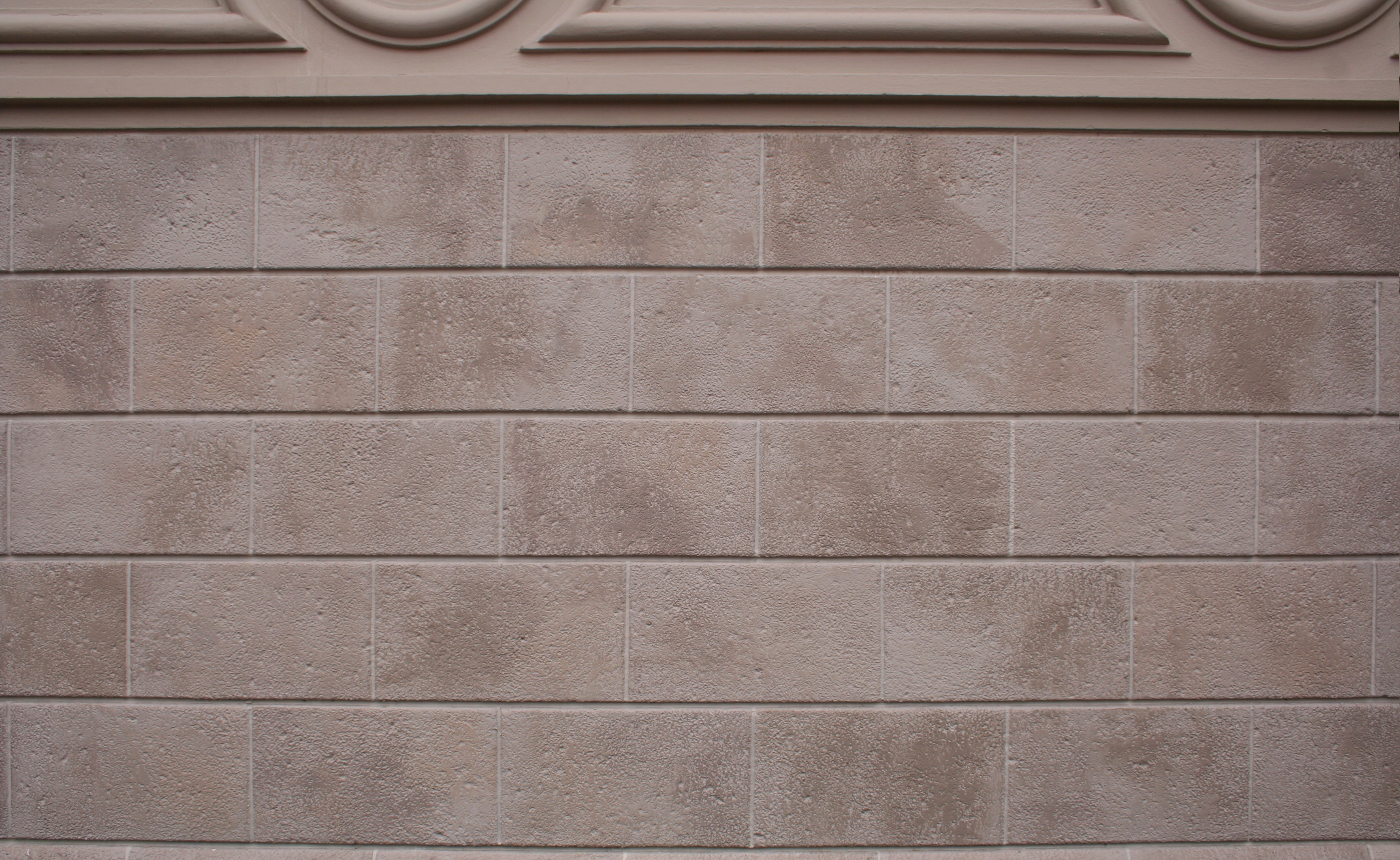 Texturex Clean Light Brick Wall Trim Tan Texture