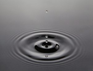 TextureX water droplet stock image black ripple city Texture