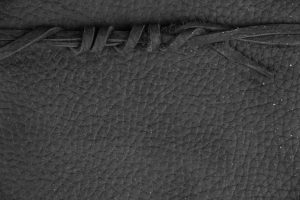 black leather texture dark color rope string bound notebook wallpaper