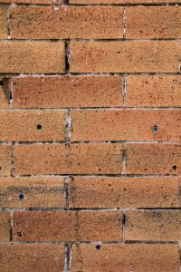 brick texture ugly rough dirty grunge wall stock photo