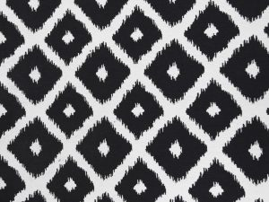 fabric texture black white decor pattern vintage cloth wallpaper