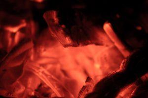 fire texture hot coal burn blaze element stock photo