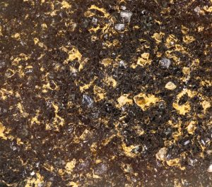 granite counter texture gold pattern stone photo
