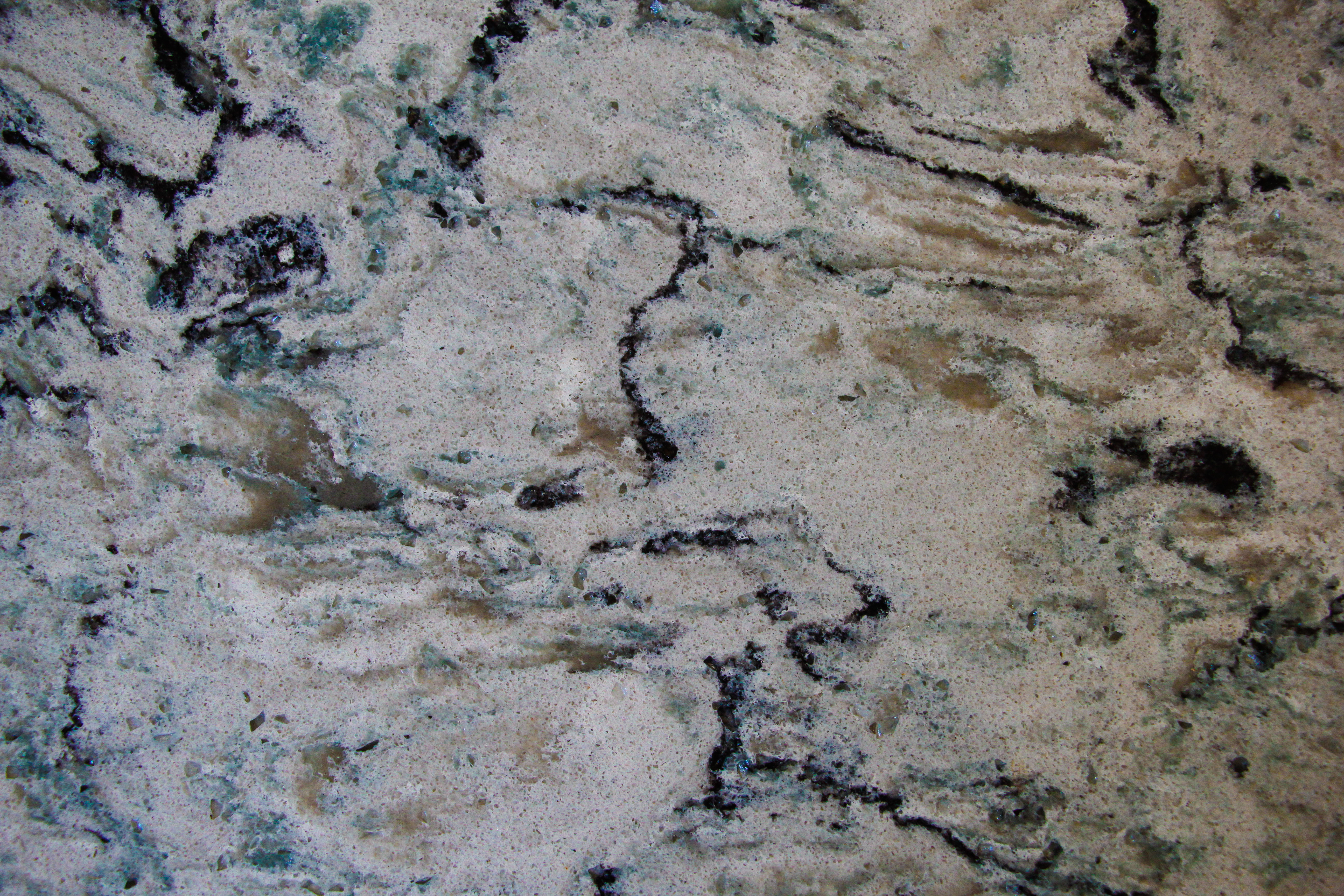 Granite Texture Stone Counter Top Surface Stock Photo