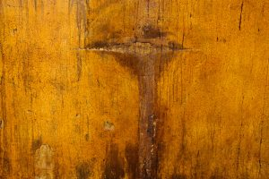 grunge texture photo old dirty brown painted concerete wall
