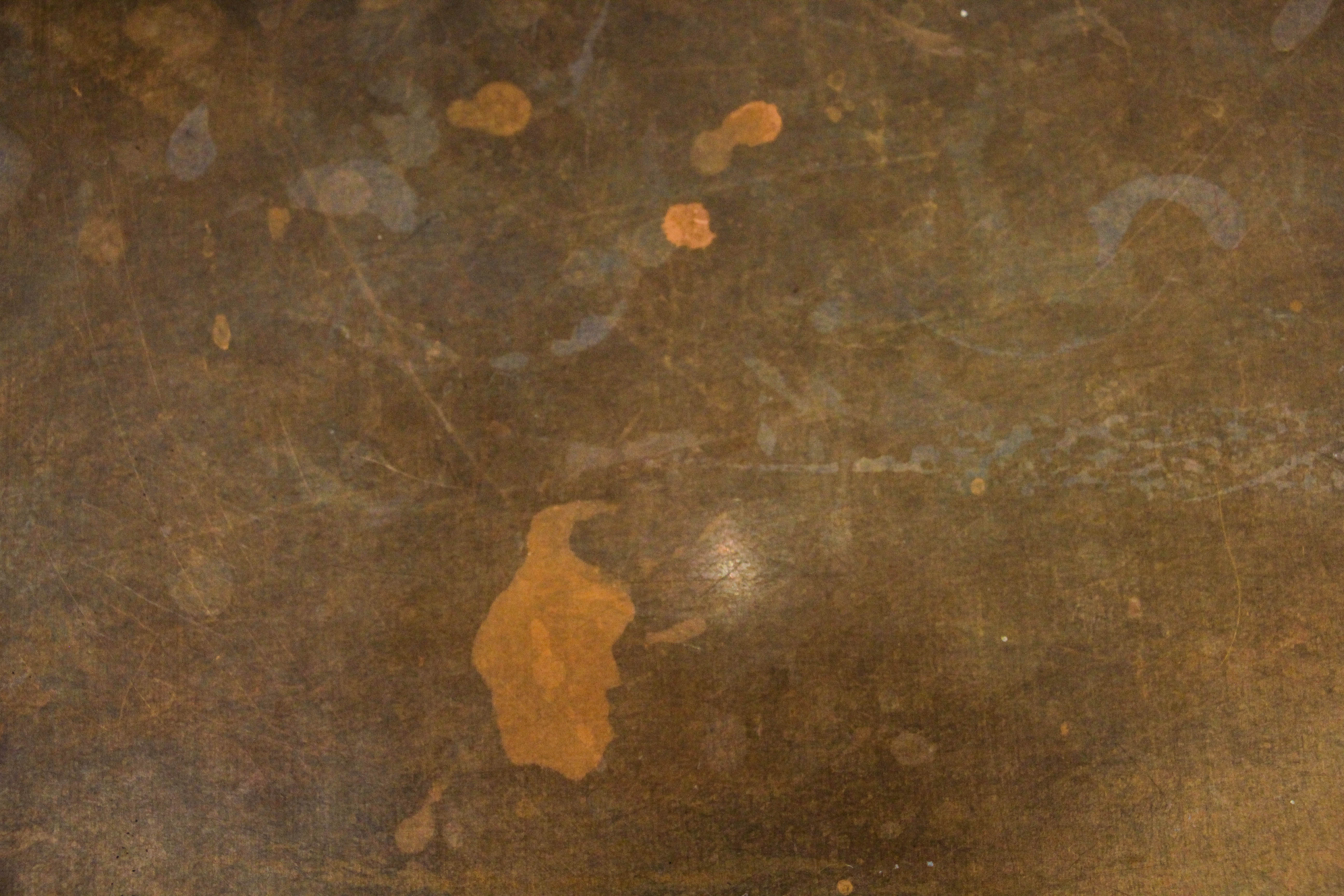 stained concrete floor texture. Grunge Texture Spotted Orange Stained Concrete Floor Wallpaper - TextureX- Free And Premium Textures High Resolution Graphics