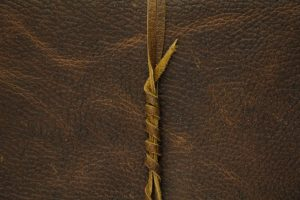 leather texture clouded brown tied material journal wallpaper photo