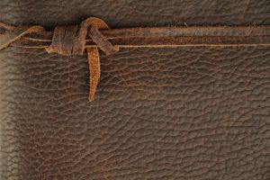 leather texture tied rope bound journal material wallpaper