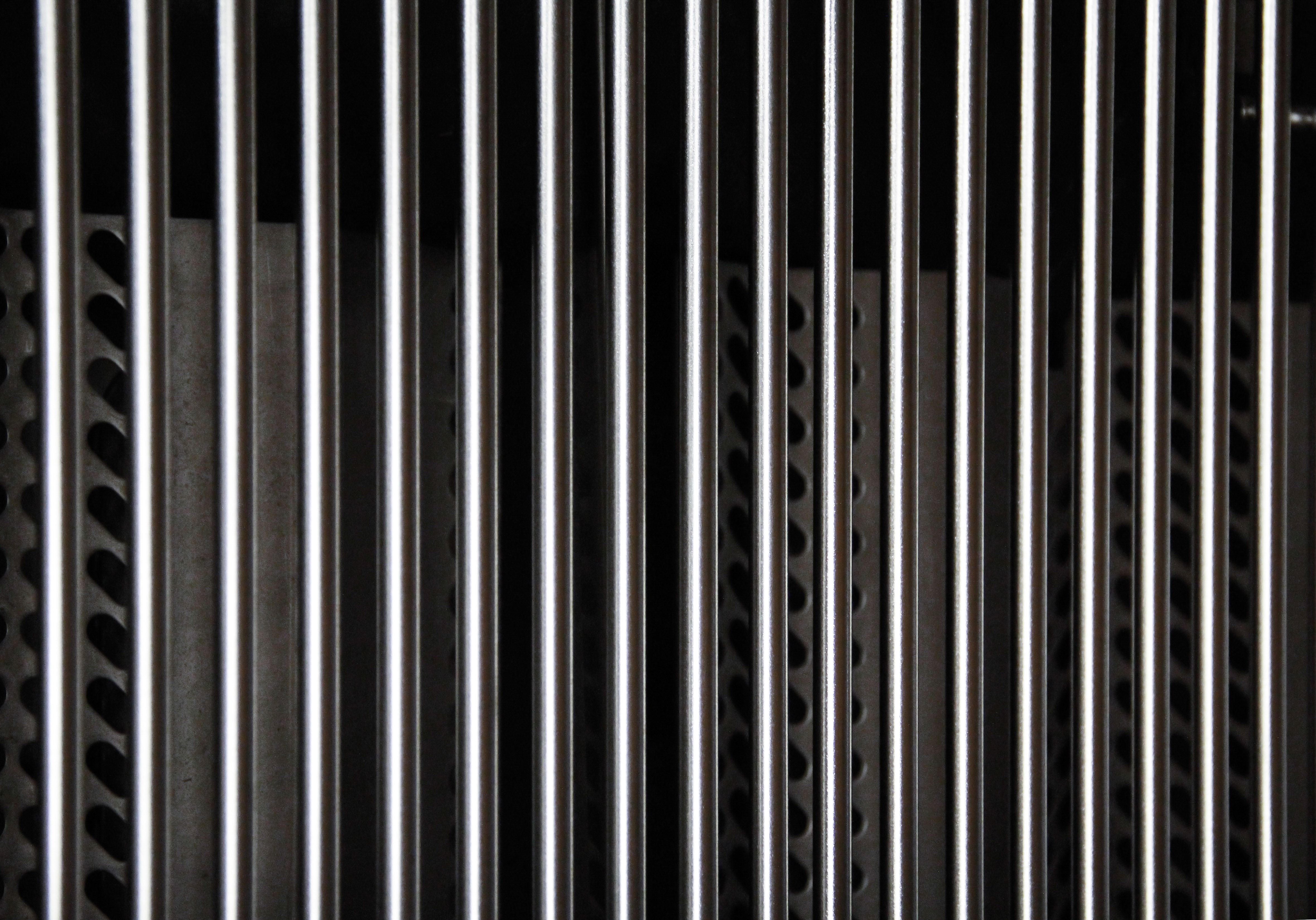 black metal texture. Metal Bar Texture Grill Pole Stainless Steel Shine Stock Photo - TextureX- Free And Premium Textures High Resolution Graphics Black 9