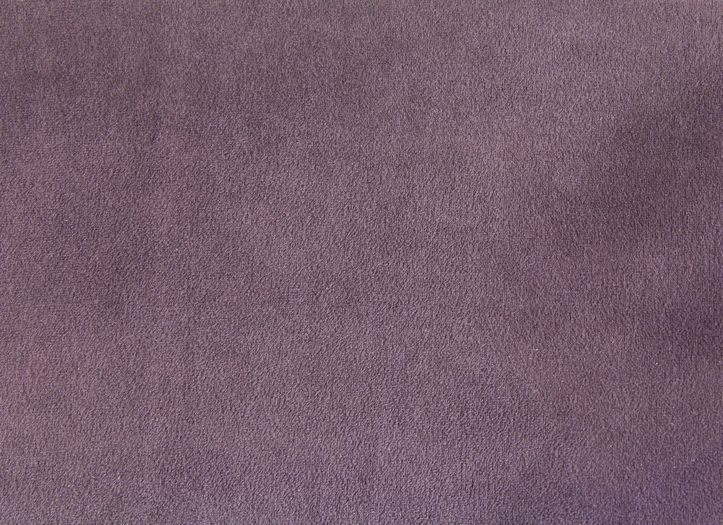 Purple Suede Texture Fabric Couch Fuzzy Cloth Photo