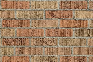 rough brick texture red grey slotted stone masonry photo