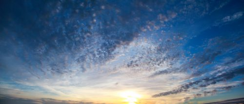 Sky Photo Beautiful Sunset High Resolution Stock Large