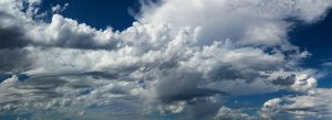 sky texture high resolution rain clouds dark blue skybox