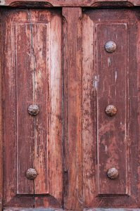 stained wood texture door painted grunge rough photo