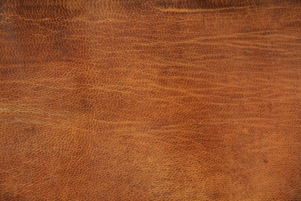 Tan Leather Texture Skin Wrinkle Material Fabric