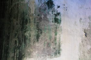 wall texture old dirty wall filthy grime painted cracked green white stucco photo