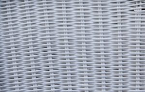 wood wicker texture painted white furniture_