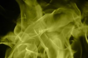 yellow fire texture flame smoke hell warm element photo