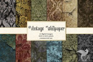 Want to Add Texture to Your Designs? Try Grunge Wallpaper!