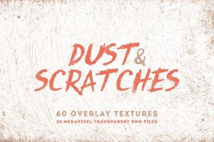 Cool Dust Transparent Textures for Your Images