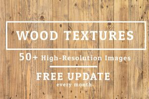 Seamless Vintage Wood Background Textures for Your Designs