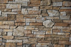 stone accent tile luxury style home exterior